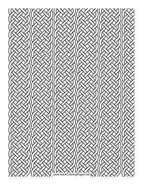 weaving coloring pages - photo#10